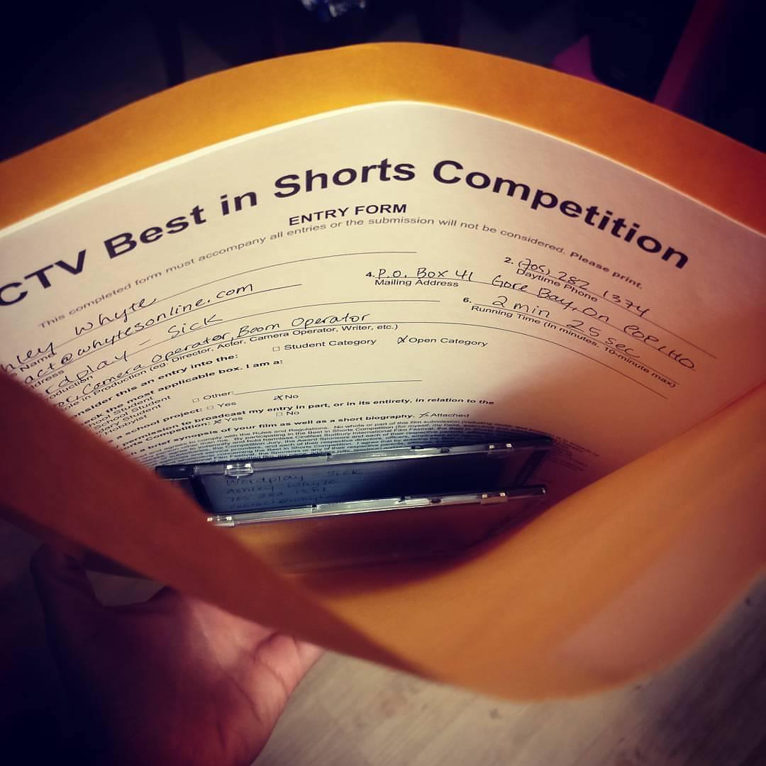 ctv best in shorts film competition filmmaking jack whyte ashley dylon videos